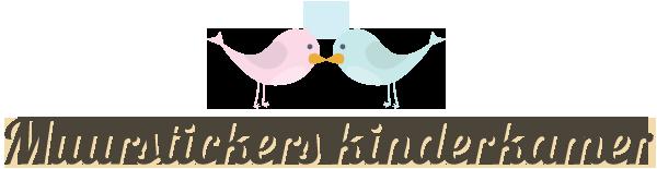 Muurstickers Kinderkamer & Babykamer